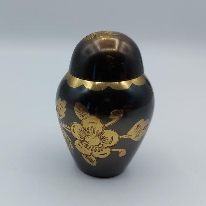 Messing urntje