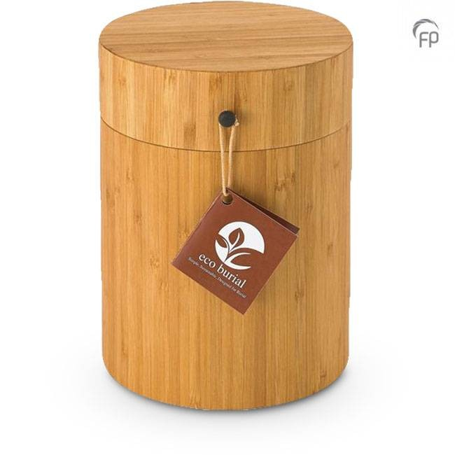 Bamboe Urn Eco Burial