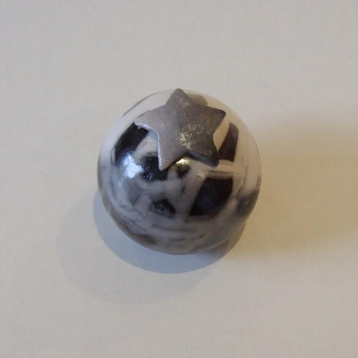 Mini-urn met stersluiting