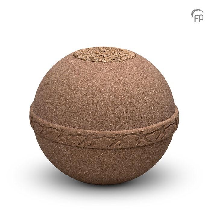 Samsara biologisch afbreekbare urn