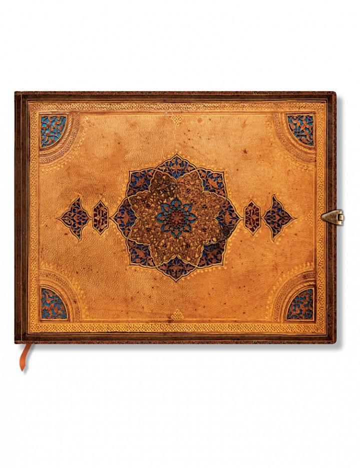 Condoleanceboek Safavid Binding Art