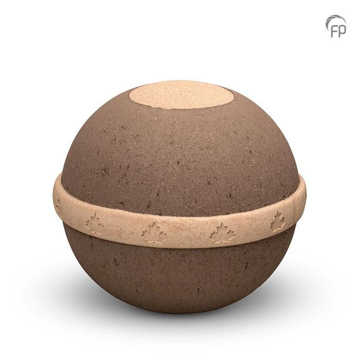 Geos biologisch afbreekbare urn